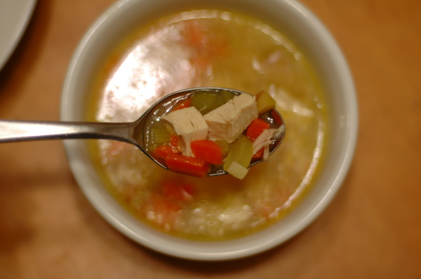 Sunday Soup :: Healing Chicken Soup