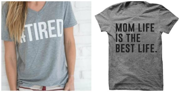 Five Fun Shirts for Moms
